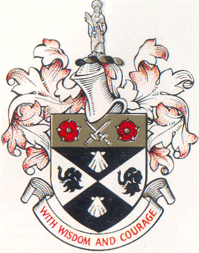 Arms granted in 1936