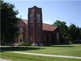 St Patrick Catholic Church (2010)