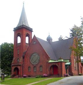 St. Paul's (Zion's) Evangelical Lutheran Church