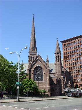 St. Paul's Cathedral (Buffalo)