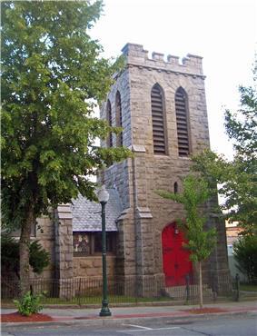 St. Peter's Episcopal Church (Peekskill)