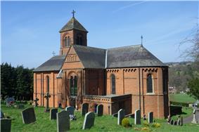 St Peter and St Paul's Church, Albury