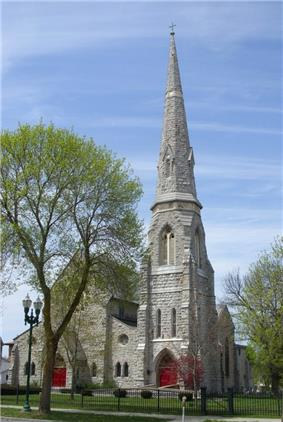 St. Peter's Episcopal Church Complex