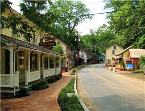 St. Peters Village Historic District