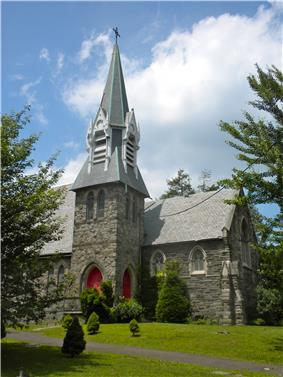 St. Peter's Episcopal Church of Germantown