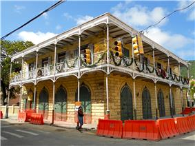 Charlotte Amalie Historic District