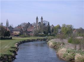 View on Sint Odiliënberg