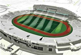 Closure Stadium