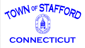 Flag of Stafford, Connecticut