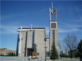 New Catholic Church church in Stalowa Wola