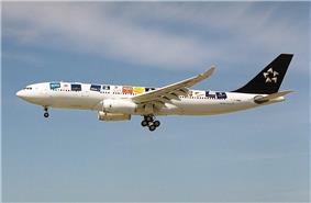 Large twinjet