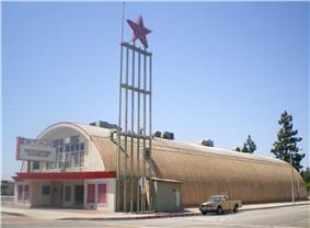 La Puente's Star Theater in May 2008