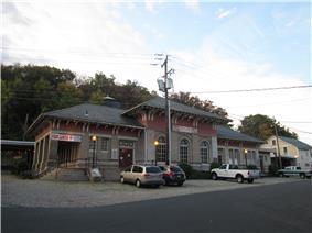 Wharf Area Historic District