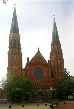 Ste. Anne Roman Catholic Church Complex