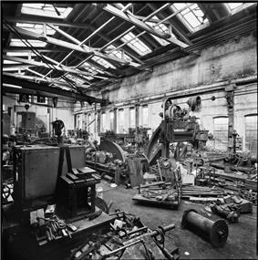 Passaic Machine Works-Watts, Campbell & Company