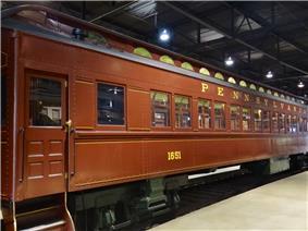 Steel Passenger Coach No. 1651