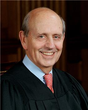 Justice Stephen Breyer portrait