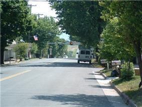 Newtown-Stephensburg Historic District