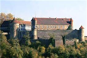 Stettenfels castle