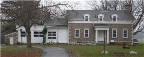 Stewart Cobblestone Farmhouse