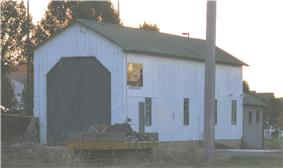 Stewartstown Engine House, Stewartstown Railroad