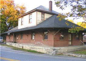 Stewartstown Railroad Station