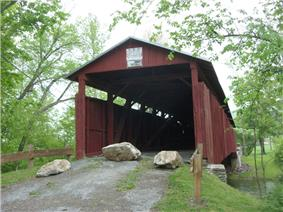 Stillwater Covered Bridge No. 134