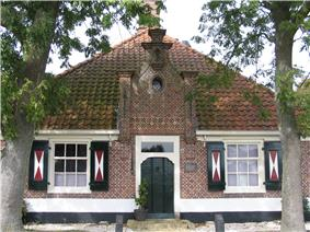 Historic farm near Egmond-Binnen