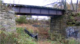 Stone Arch Road Bridge, Stewartstown Railroad