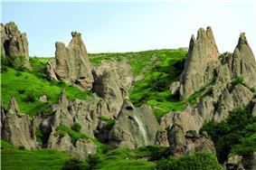 Stone Pyramids in Goris.jpg