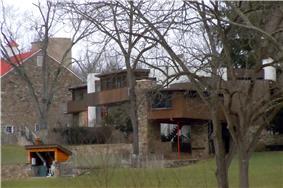 Oskar G. Stonorov House