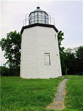 Stony Point Light in Stony Point