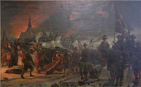 The assault of Copenhagen