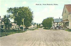 Pequawket Trail c. 1906