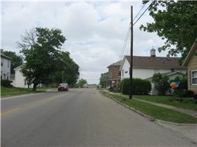 Along Mutual's main street