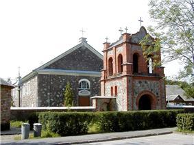 Subate Saint Michael Roman Catholic Church