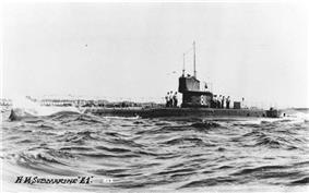 HMS E4