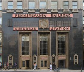 Suburban Station Building