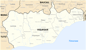 Subdistricts of Viqueque