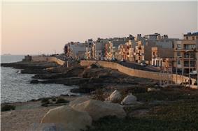 Xgħajra seafront