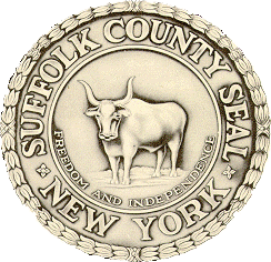 Seal of Suffolk County, New York
