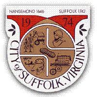 Official seal of Suffolk, Virginia