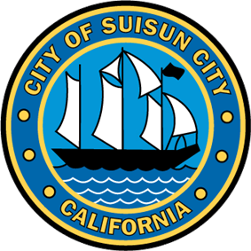 Official seal of City of Suisun City