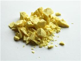 Image: Sulfur