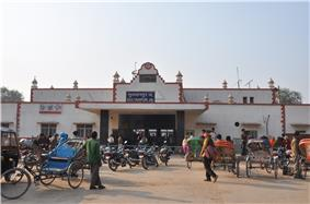 Railway Station – Sultanpur Junction