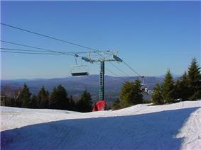 The Summit Six Pack Chairlift