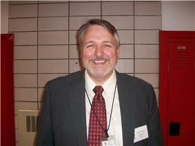 Picture of a man smiling.