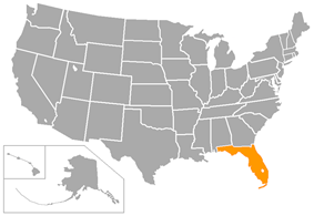 Sunshine State Conference locations
