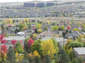 Rock Creek Ranch subdivision in Superior