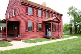 The Surratt House in May 2006